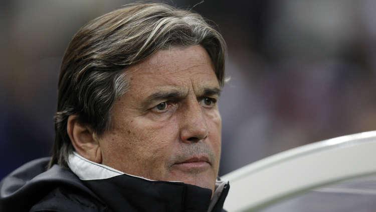 رحيل هنري ميشال المدرب السابق لمنتخب فرنسا