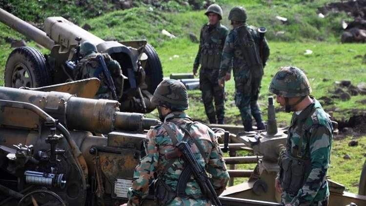 الحكومة السورية: تحرير شمالي حمص بعد ريف دمشق