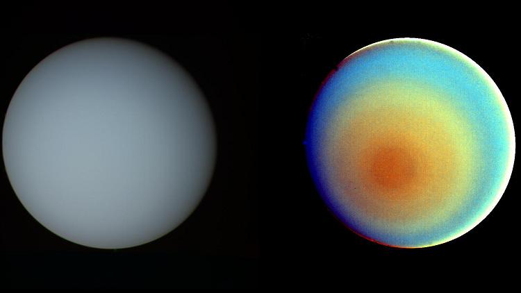 علماء: رائحة كوكب أورانوس تشبه