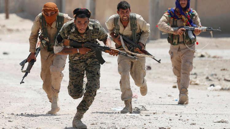 التحالف: الأكراد يعودون إلى وادي الفرات لمحاربة