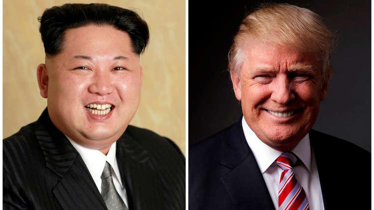 ترامب: كيم جونغ أون رجل كريم ونزيه لكننا سنواصل أقصى ضغط