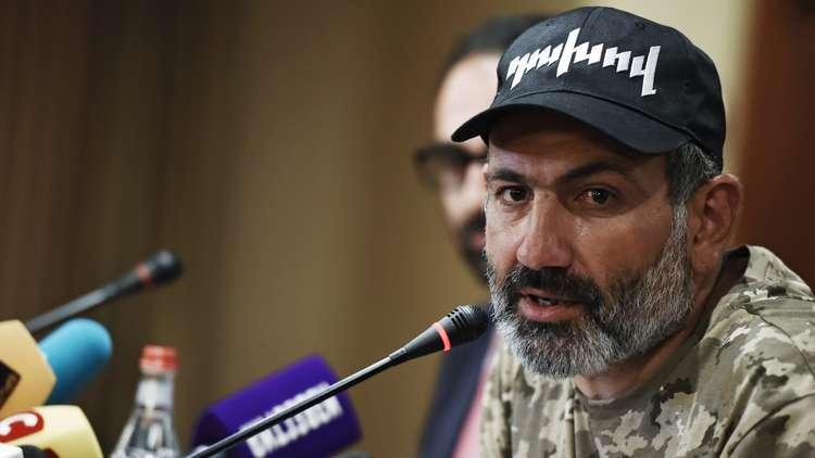 زعيم المعارضة الأرمنية يعلن جاهزيته لقيادة الحكومة غداة استقالة رئيسها