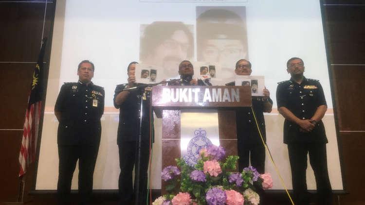 الشرطة الماليزية: المشتبه بهما بقتل البطش لا يزالان في ماليزيا