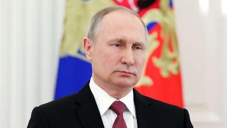 بوتين: بعض الدول تتجاهل القانون الدولي بما يخدم الإرهاب