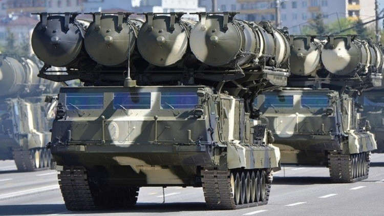مصدر عسكري روسي ينفي استلام سوريا منظومة