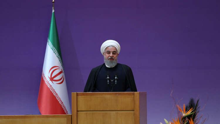 روحاني مخاطبا ترامب: لا يمكن لتاجر أن يبت في القضايا الدولية