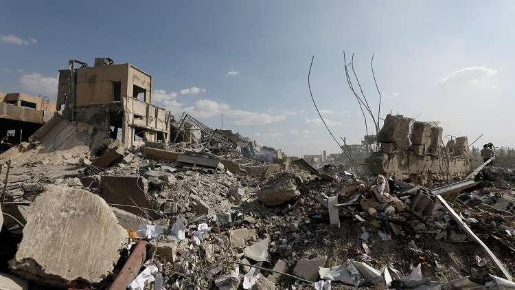 استطلاع: نصف الأمريكيين يدعمون الضربات الغربية على سوريا