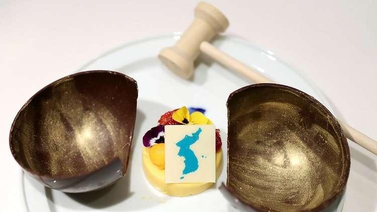 طوكيو تحتج لدى سيئول على وجبة حلويات ستقدم في قمة الكوريتين!