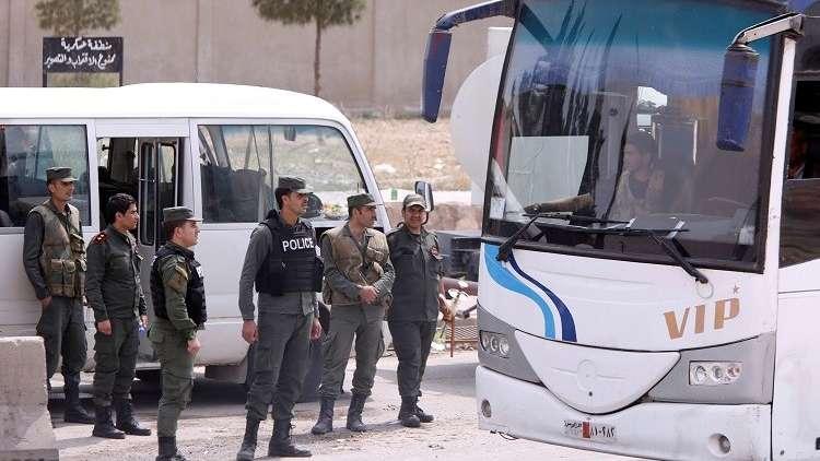 الجيش السوري يعلن القلمون الشرقي