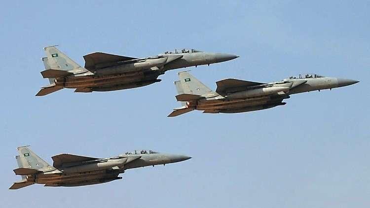 وسائل إعلام للحوثيين: ضربة جوية للتحالف قرب تظاهرة منددة بقتل صالح الصماد