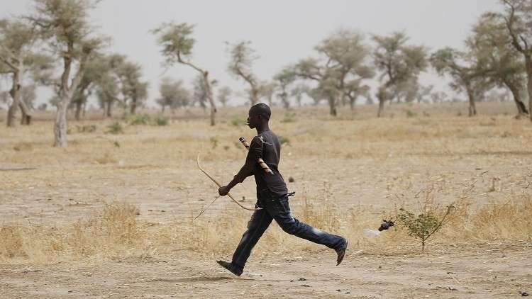 الجيش النيجيري يريد تحويل معقل