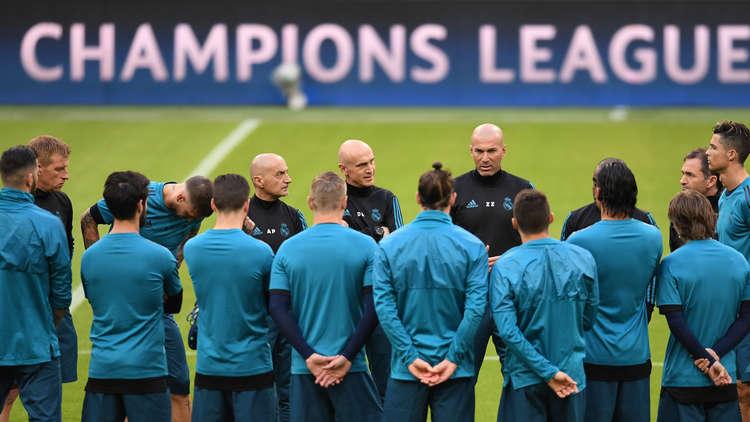 مفاجأة في تشكيلة ريال مدريد الرسمية لمواجهة بايرن ميونيخ