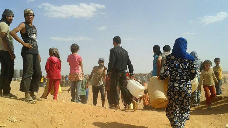 الأمم المتحدة تعد مع روسيا والولايات المتحدة بعثة إنسانية إلى مخيم الركبان للنازحين السوريين