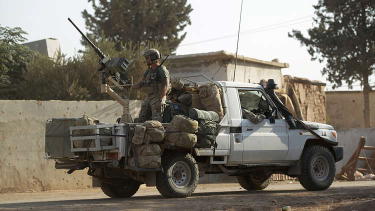وزير الدفاع الأمريكي: لا حل عسكريا للنزاع في سوريا