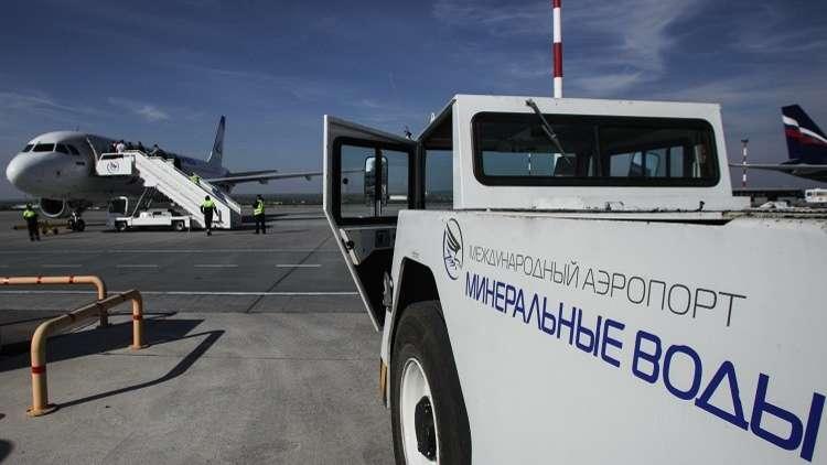 هبوط اضطراري لطائرة روسية بسبب التدخين