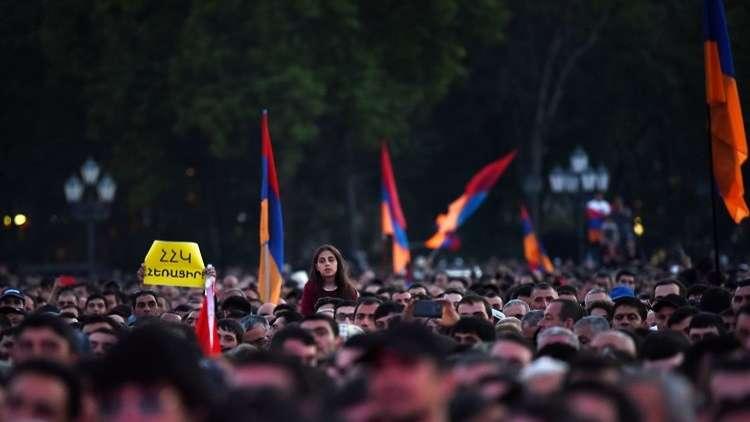 هل تؤثر أحداث أرمينيا على سوريا؟