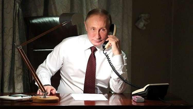 بوتين يبحث سبل تسوية الوضع في أرمينيا