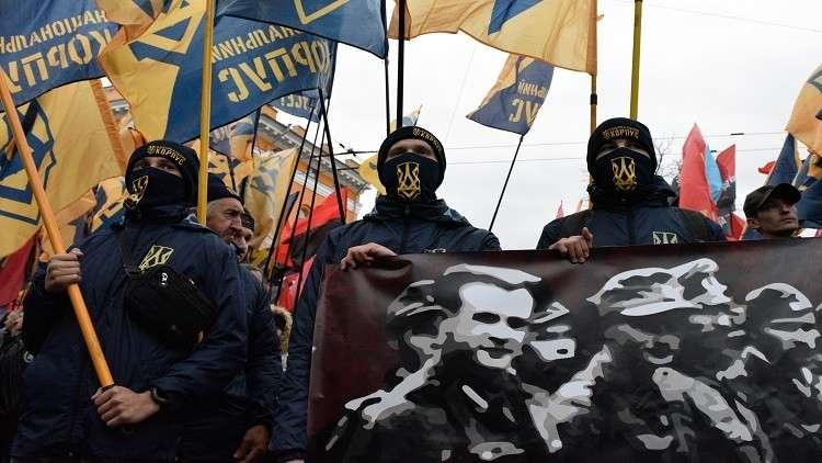 أعضاء من الكونغرس يطالبون أوكرانيا بوقف تمجيد النازيين