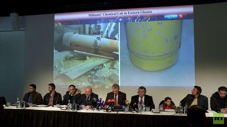 لواء روسي يوضح الجانب الفني من الأدلة بشأن حادث دوما المزعوم
