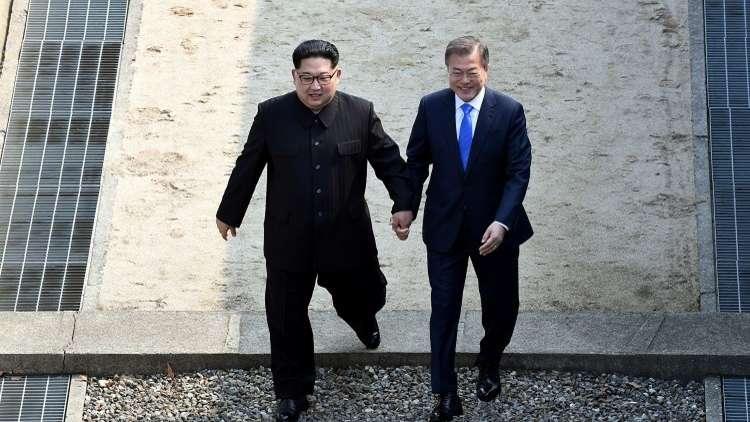 البيت الأبيض يرحب بقمة الكوريتين