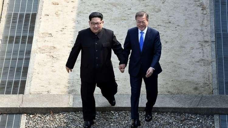 زعيم كوريا الشمالية وعد بعدم إيقاظ نظيره الجنوبي بهدير الصواريخ