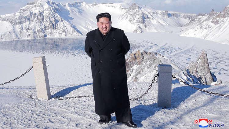 مون يفصح عن رغبته في زيارة الجبل المقدس في كوريا الشمالية