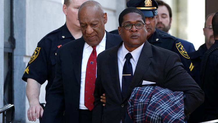 القضاء الأمريكي: إثبات تورط بيل كوزبي في جريمة اعتداء جنسي