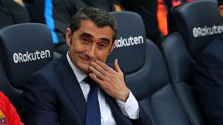 رئيس برشلونة يلمح إلى رحيل إنييستا ويحدد مصير فالفيردي