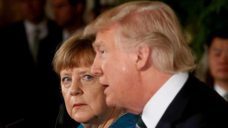 أوروبا تضغط على واشنطن لتفادي خطر العقوبات على روسيا