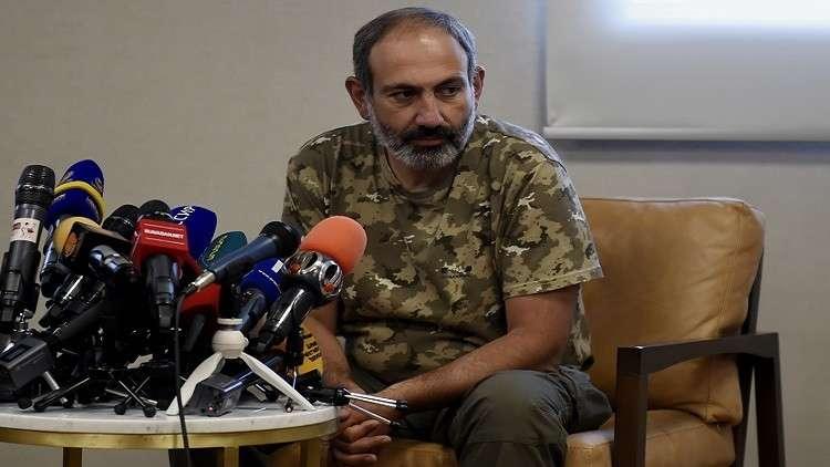 زعيم المعارضة الأرمنية: روسيا لا تتدخل في شؤوننا الداخلية