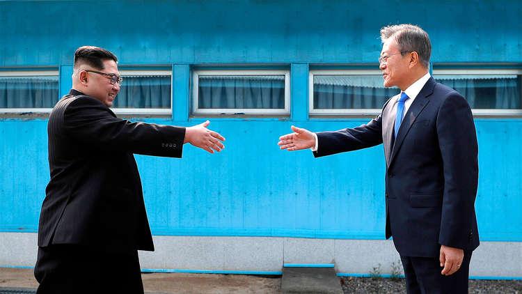 الكوريتان: قمة تاريخية تحت المقص الأمريكي