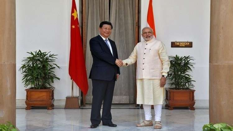 الصين تدعو الهند إلى