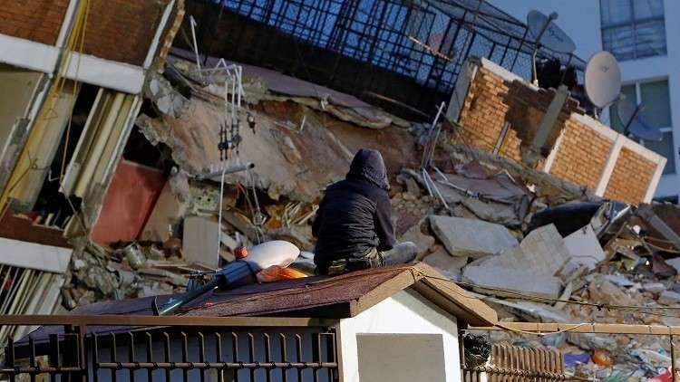 هل ضرب زلزال مدمر كوريا الجنوبية بسبب البشر؟