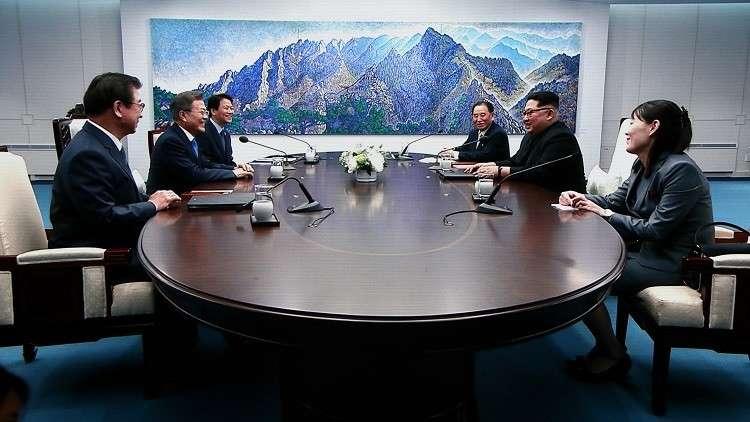 ترحيب دولي واسع بقمة الكوريتين التاريخية