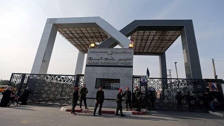السلطات المصرية تقرر فتح معبر رفح 3 أيام