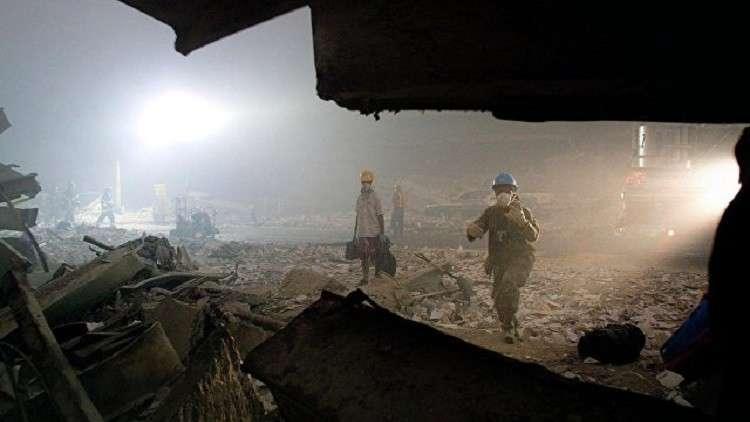 مرض قاتل يعرض حياة طواقم إنقاذ هجمات 11\9 للخطر!