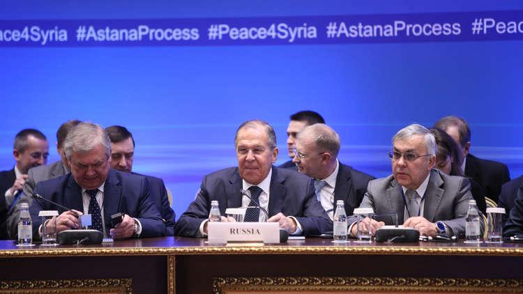 تقسيم سوريا.. الغرب يتهم ثلاثي أستانا