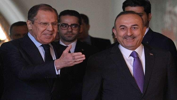 جاويش أوغلو: لقاء موسكو هام لاتخاذ خطوات جديدة للاستقرار في سوريا