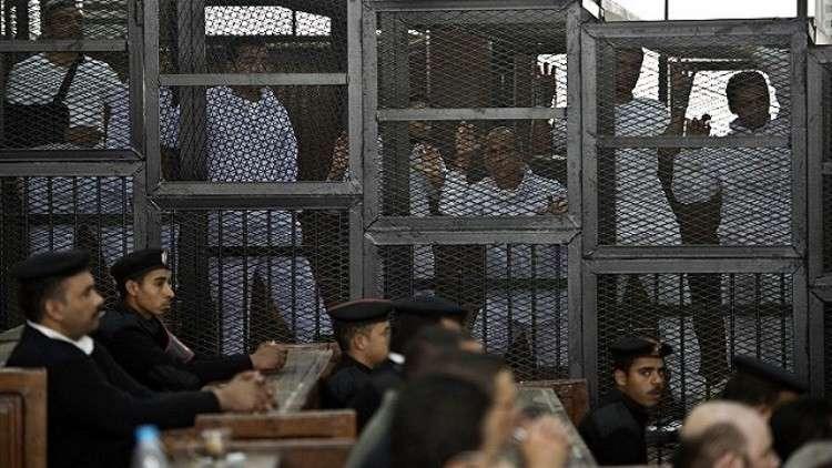 مصر.. الإعدام لـ6 مدانين والبراءة لـ47 في قضايا أحداث رابعة