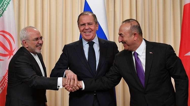 بيان مشترك للدول الضامنة لمسار أستانا حول سوريا