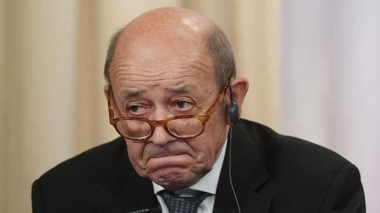 لافروف في اتصال مع لودريان: العدوان الثلاثي ضد سوريا أعاد التسوية إلى الوراء