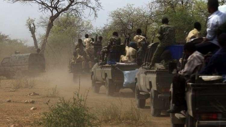 تجدد القتال بين القوات الحكومية والمتمردين في دارفور