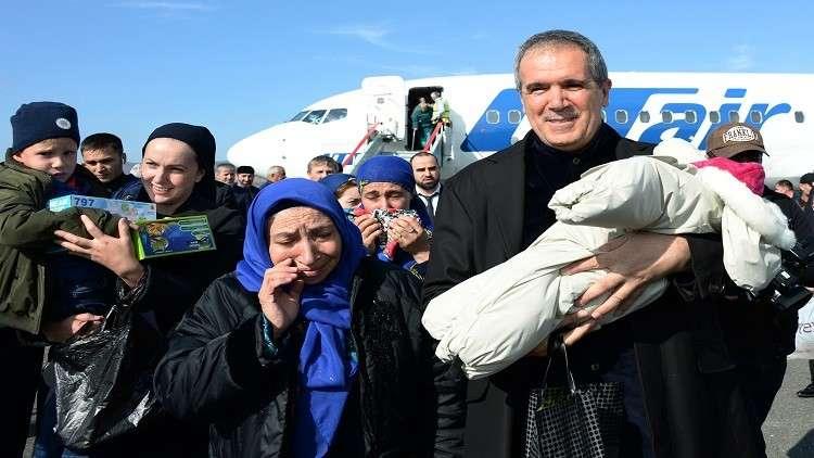 سبسبي: أكثر من 60 روسية عرضة للمؤبد أو الشنق في العراق ولا محامي عنهن