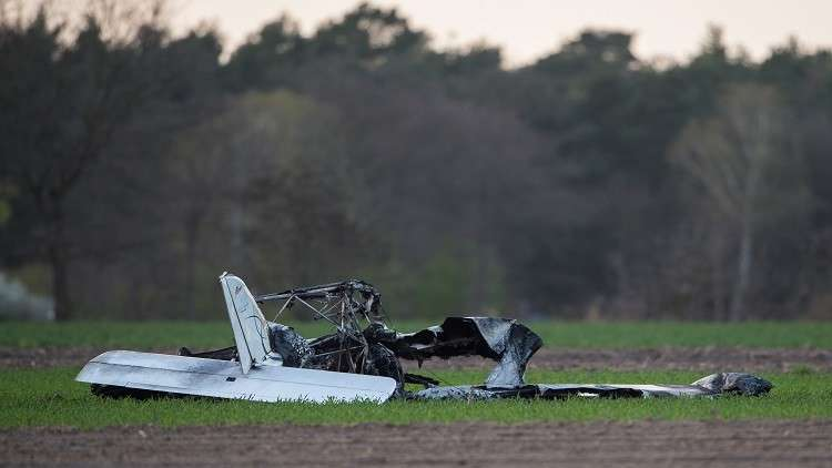 مقتل شخصين بتحطم طائرة في النمسا