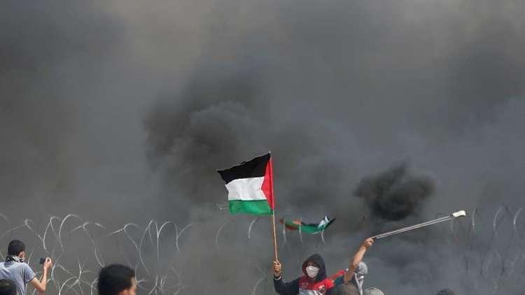 إسرائيل تدافع عن استخدامها الذخيرة الحية ضد المتظاهرين في غزة