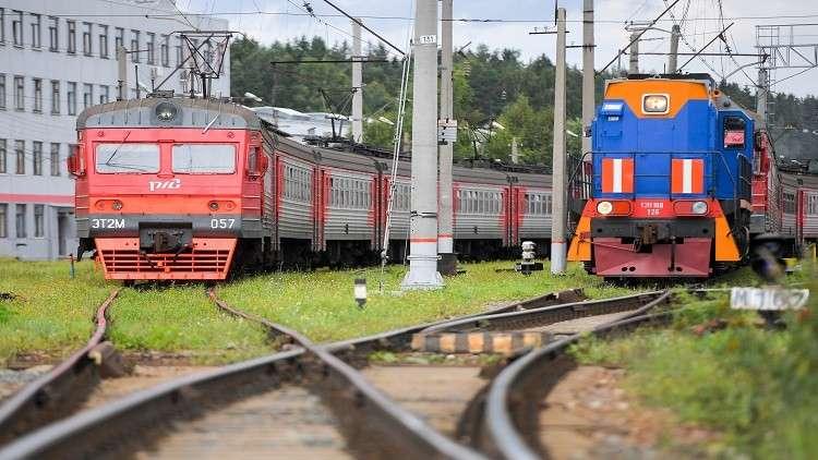السكك الحديدية الروسية توقف زحف الناتو