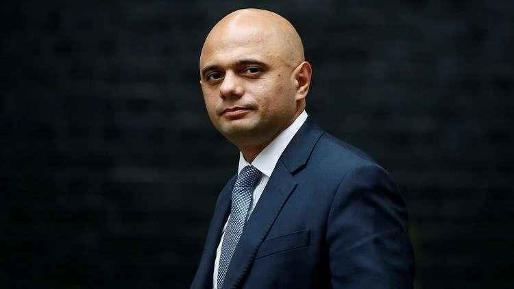 تعيين مسلم من أصل باكستاني وزيرا للداخلية في بريطانيا