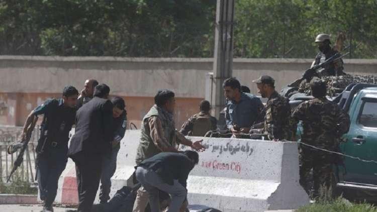 8 صحفيين و10 أطفال بين قتلى تفجيرات أفغانستان