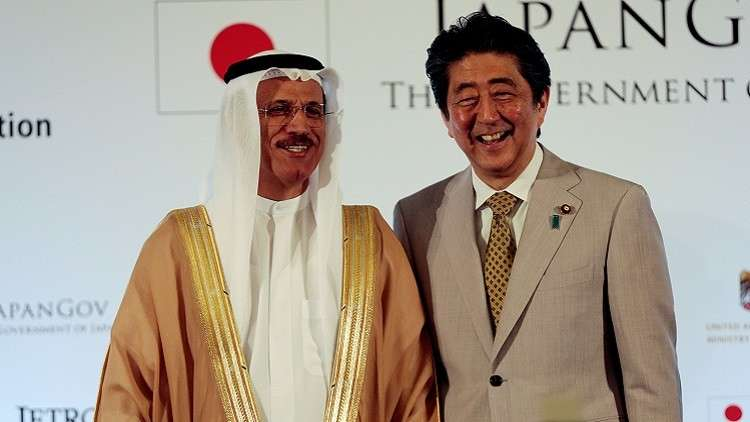 توقيع اتفاق لحماية الاستثمارات بين اليابان والإمارات