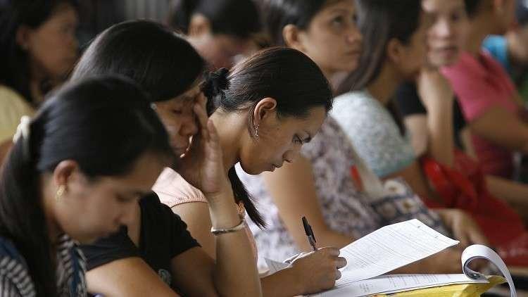 الجار الله: مستعدون للنظر في سبل حل جميع قضايا العمالة الفلبينية